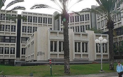 Tel Aviv University (CC BY-SA/MathKnight/Wikipedia)
