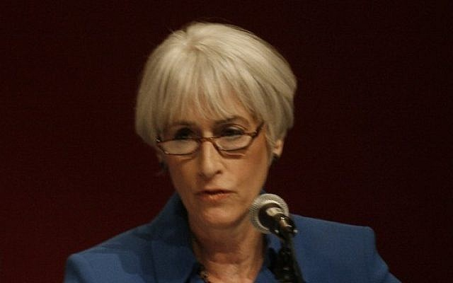 US Under Secretary of State for Political Affairs Wendy Sherman (photo credit: CC-BY/dbking/Flickr)