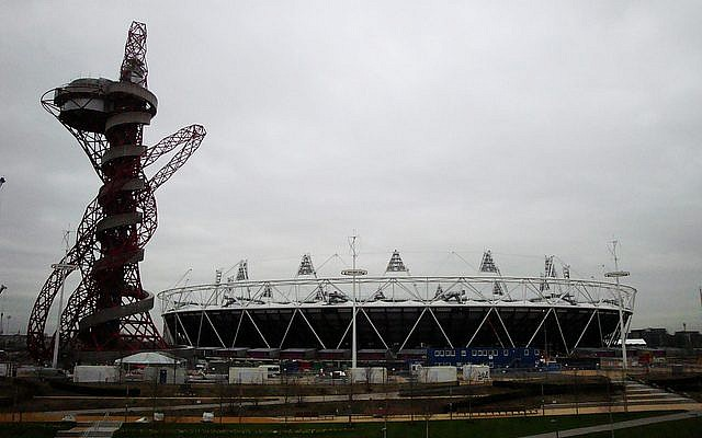 London 2012 Olympic Stadium (CC BY Frank Steiner/Flickr)