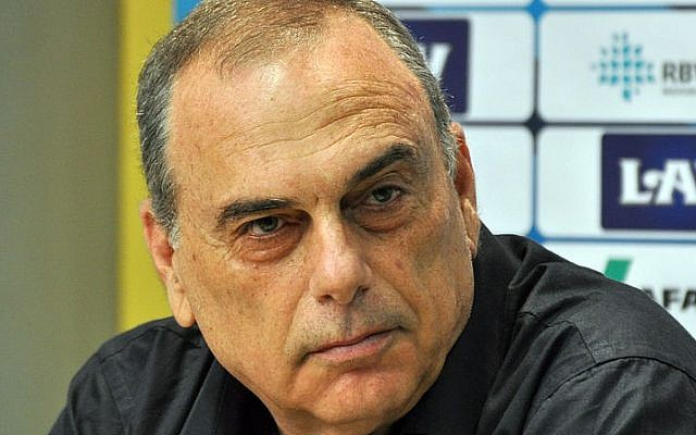 Avram Grant (Wikimedia Commons CC-SA-Medija centar Beograd)