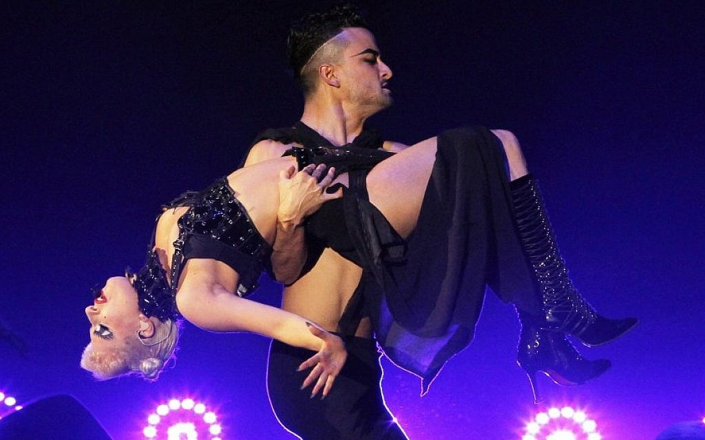 US singer Lady Gaga did not cave to pressure and appeared in Israel in 2009. (AP Photo/Itsuo Inouye, File 2011)