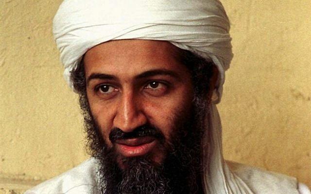 Osama bin Laden (photo credit: AP/file)