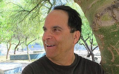 Composer Daniel Asia at the University of Arizona campus. (photo credit: Ingvi Kallen)
