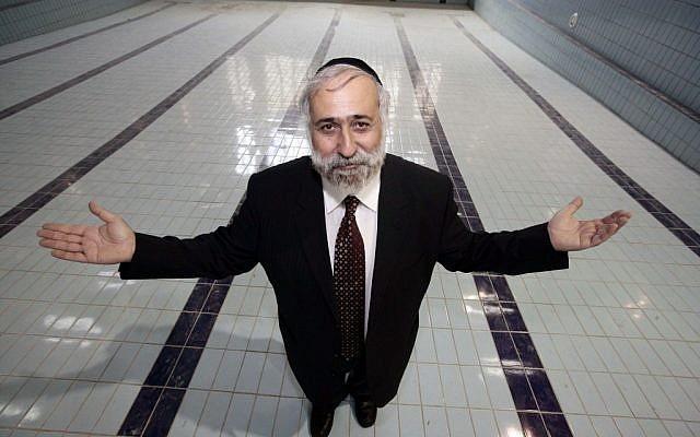 Shas MK Nissim Zeev (photo credit: Abir Sultan/Flash90)