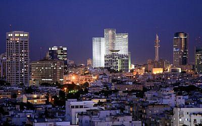 Tel Aviv (photo credit: Moshe Shai/Flash90)