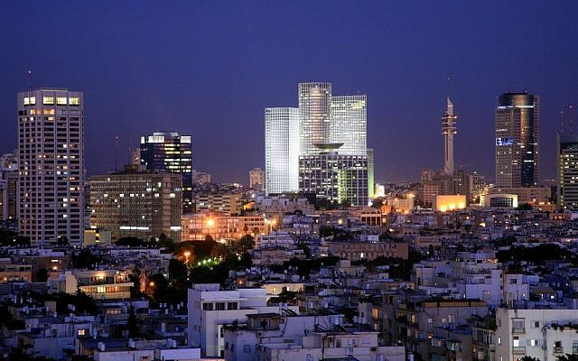 Tel Aviv (photo credit: Moshe Shai/Flash90)