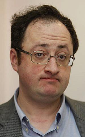 Boris Gelfand (photo credit:Miriam Alster/Flash90)