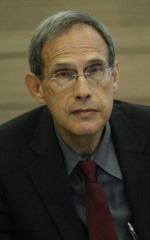 Nachman Shai (photo credit: Miriam Alster/Flash90)