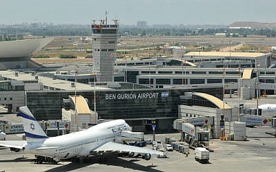 Ben Gurion International airport (photo credit: Yossi Zeliger/flash90 )