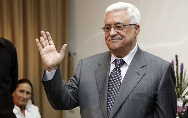 PA President Mahmoud Abbas (photo credit:Uri Lenz/Flash90)