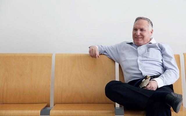 Nathan Eshel, former bureau chief for Prime Minister Benjamin Netanyahu (photo credit: Avishag Shaar Yashuv/Flash90)