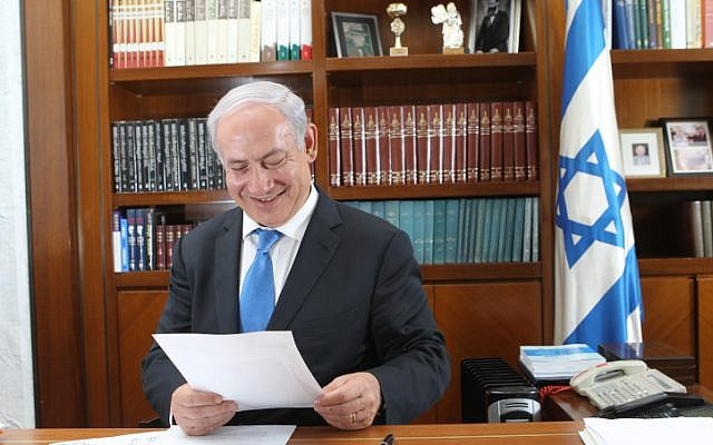Prime Minister Benjamin Netanyahu (photo credit: Nati Shohat/Flash90)