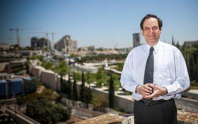 Dan Meridor (photo credit: Noam Moskowitz/Flash90)