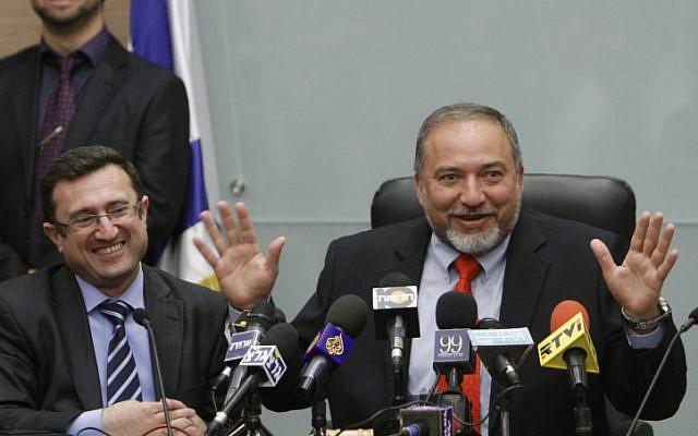 Foreign Minister Avigdor Liberman (photo credit: Miriam Alster/Flash90)