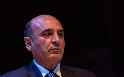 Shaul Mofaz (photo credit: Uri Lenz/Flash90)