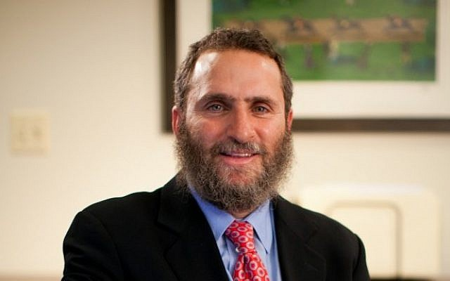 Rabbi Shmuley Boteach (photo credit: Courtesy)