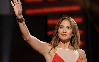 J.lo is planning a concert later this year in Tel Aviv (photo credit: via Facebook)
