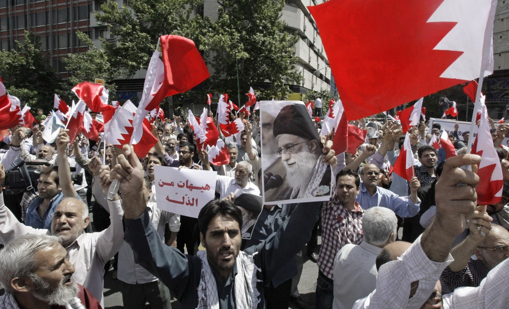 Bahrain jails 138 for planning 'terror' group linked to Iran Guards
