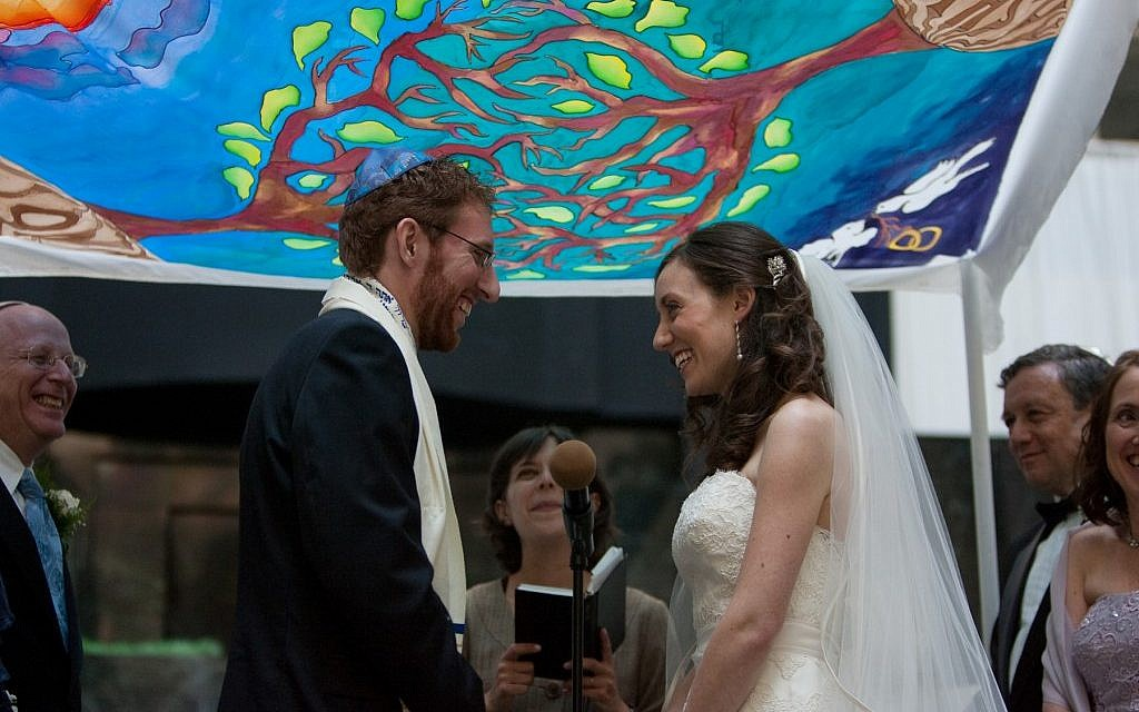 new jewish wedding revised