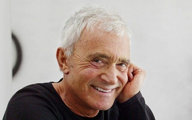 Vidal Sassoon (photo credit: Damian Dovarganes/AP)