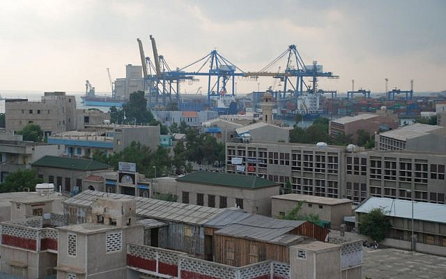 Port Sudan (photo credit: CC-BY Bertramz, Wikimedia)