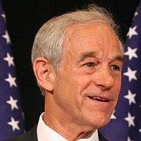 Former Republican candidate Ron Paul. (CC-BY/Richard DeYoung, richard.deyoung@gmail.com)