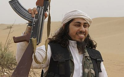 Samir Khan, the al-Qaeda operative who wrote the manual (photo credit: Courtesy)