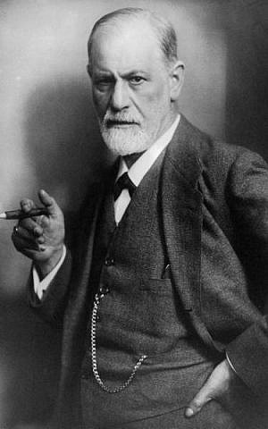 Sigmund Freud (photo credit: Wikimedia Commons)