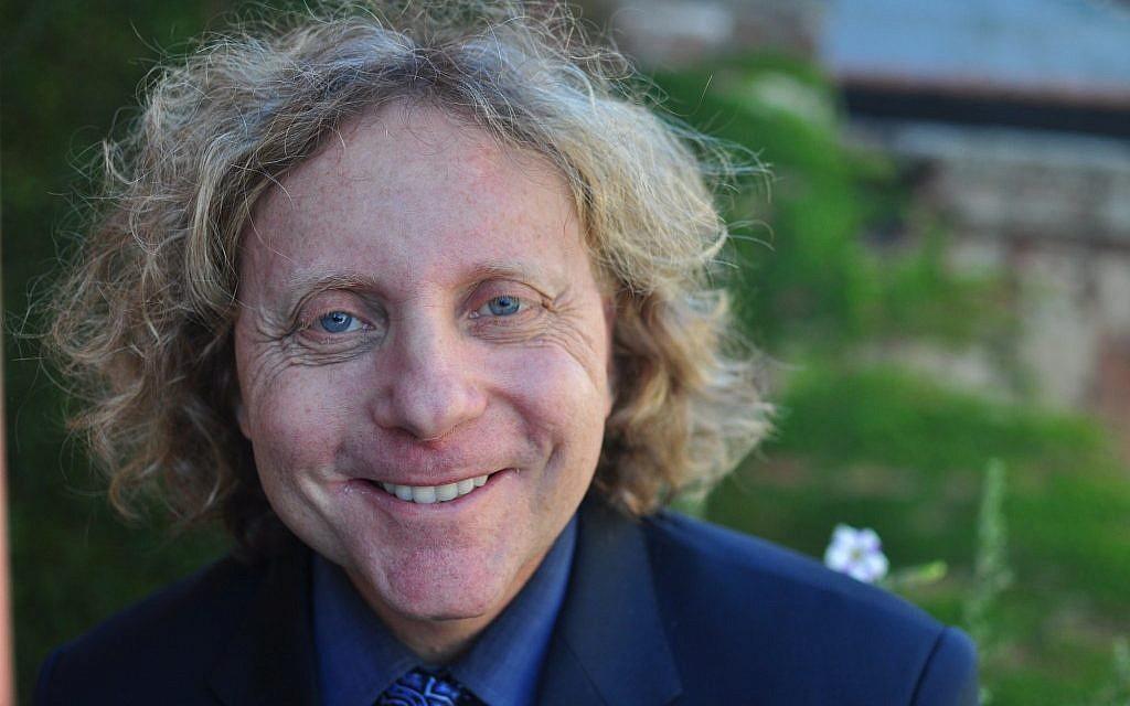 Author Thane Rosenbaum. (photo credit: Courtesy)