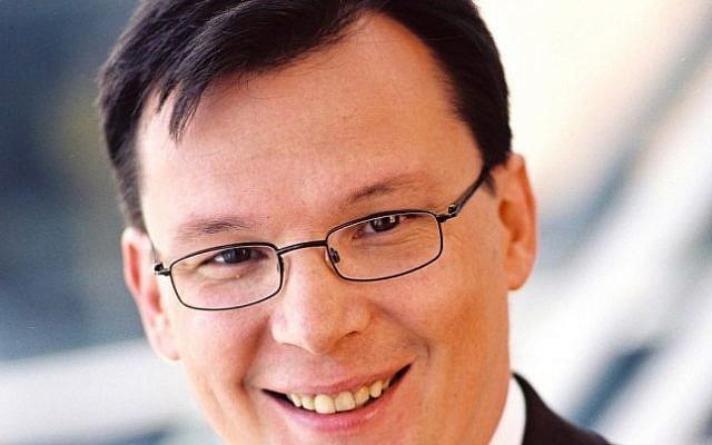 Norbert Darabos (photo credit: Courtesy)