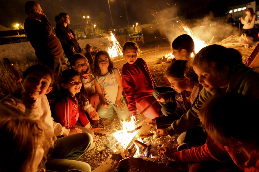 Lag B Omer  For Kids