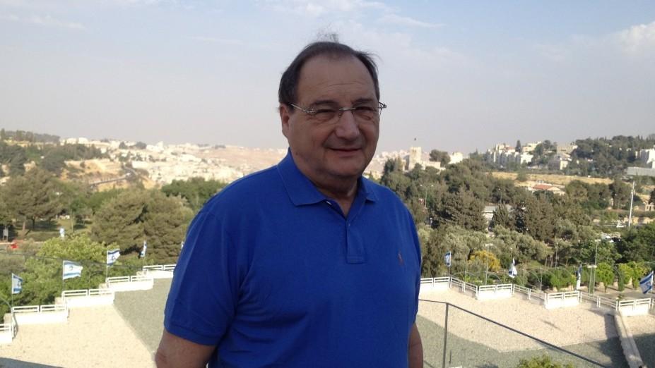 Abraham Foxman (photo credit: Raphael Ahren/The Times of Israel)