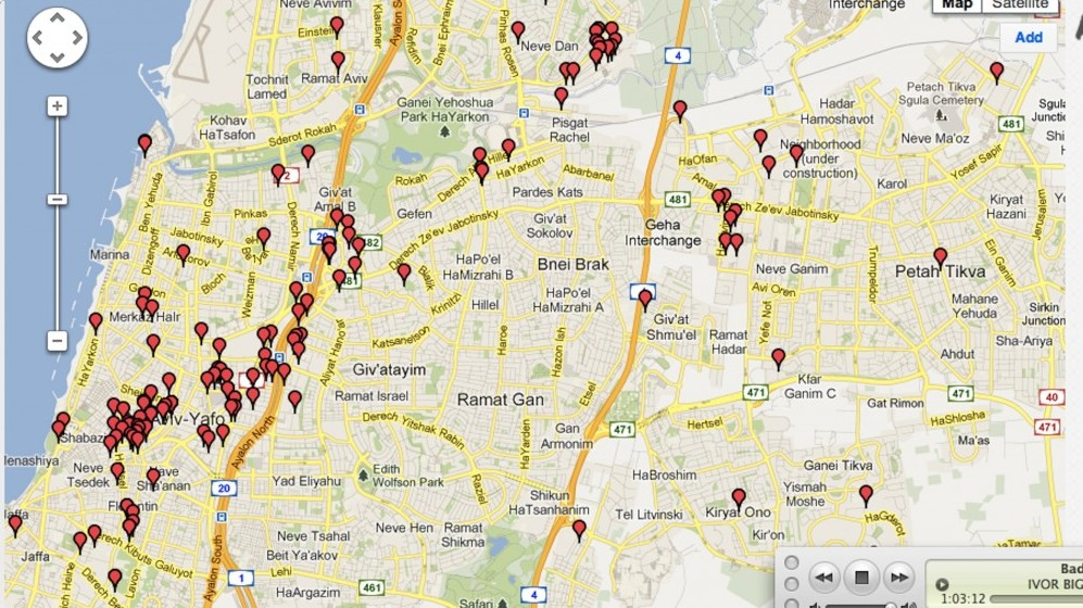 Start-up map makes Israeli tech easy to find | The Times of ...