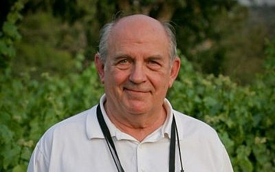 Charles Murray (Photo credit: Yonit Schiller)