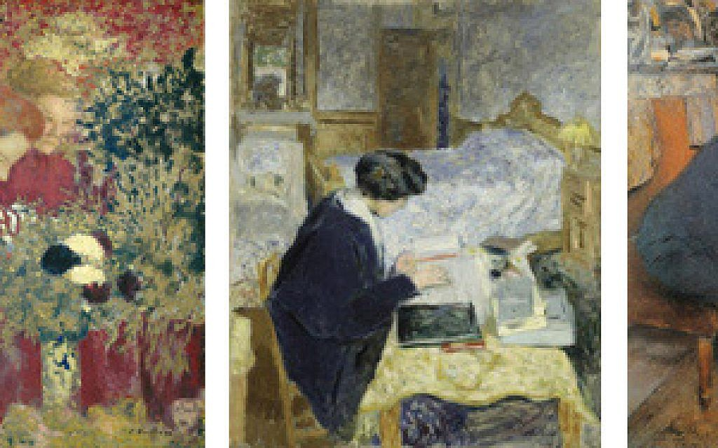 Edouard Vuillard: A Painter and His Muses, 1890-1940 (photo credit: The Jewish Museum, publicity)
