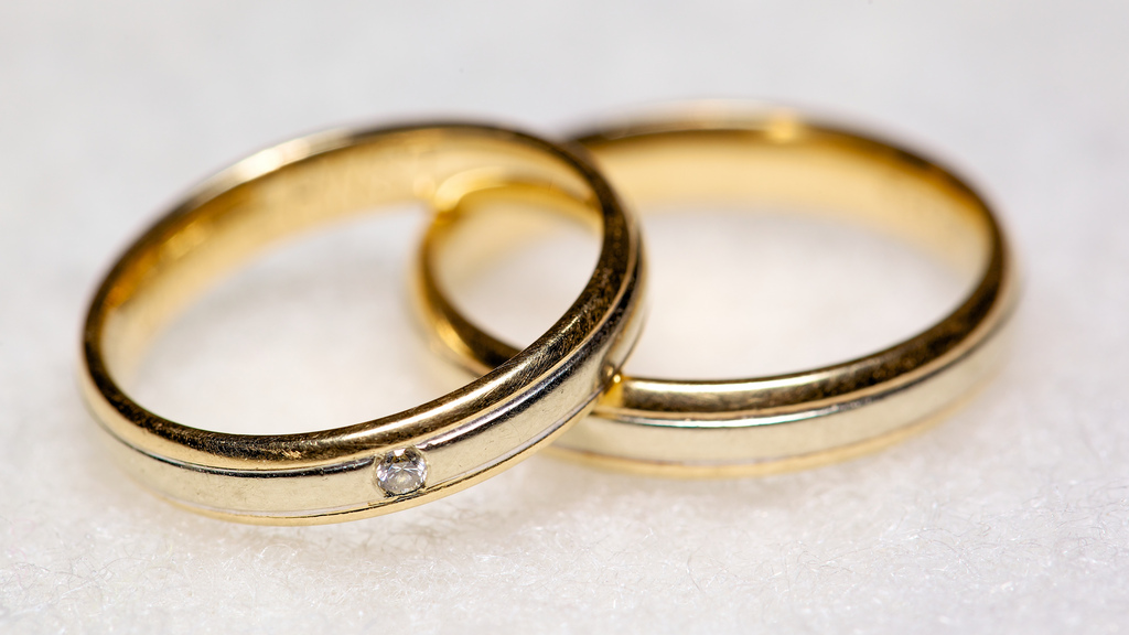 wedding rings photo credit ernst vikne via flickr cc by - Girl Wedding Rings