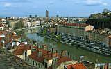 Lyon, France (photo credit: CC BY-SA/Flickr/File)