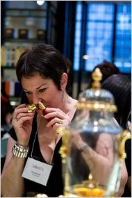 Fragrance writer and reviewer Ida Meister (photo credit: Courtesy)