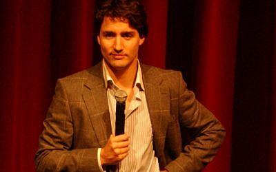 Justin Trudeau (photo credit: CC BY-SA batmoo, Flickr)