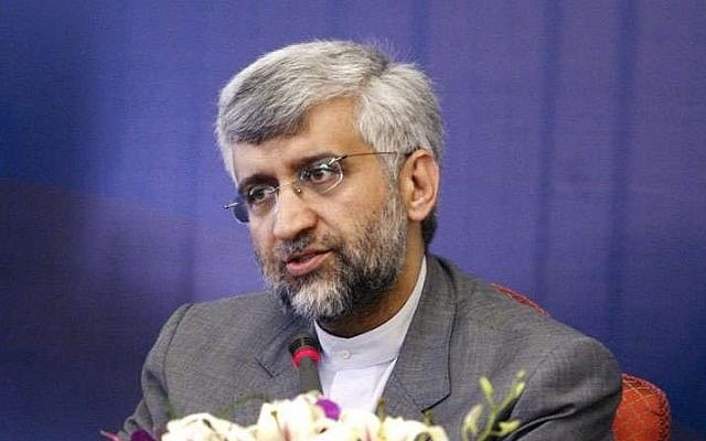 Saeed Jalili (photo credit: CC BY Parmida76, Flickr)