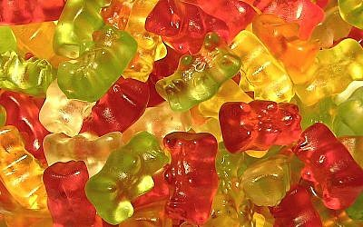 A heap of Haribo Gummi Bears (photo credit: CC-BY-SA / Thomas Rosenau/Wikipedia Commons)