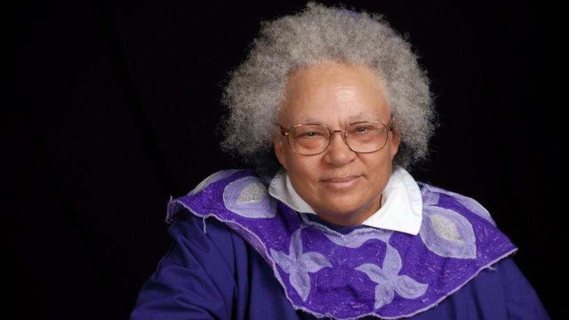 Jewish African-American author Carolivia Herron. (photo credit: Courtesy)