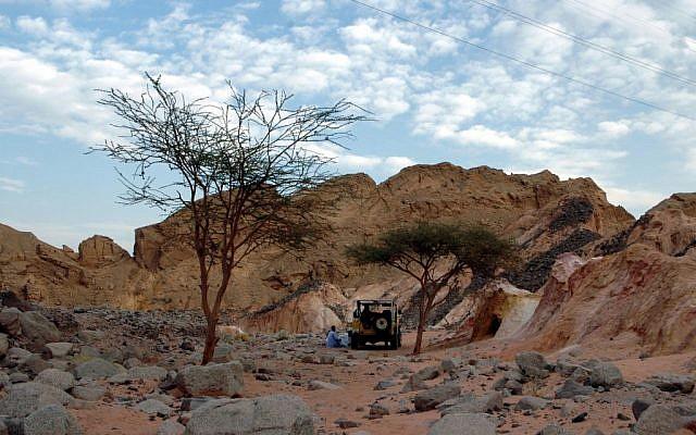 Sinai (illustrative photo credit: Yossi Zamir/Flash90)