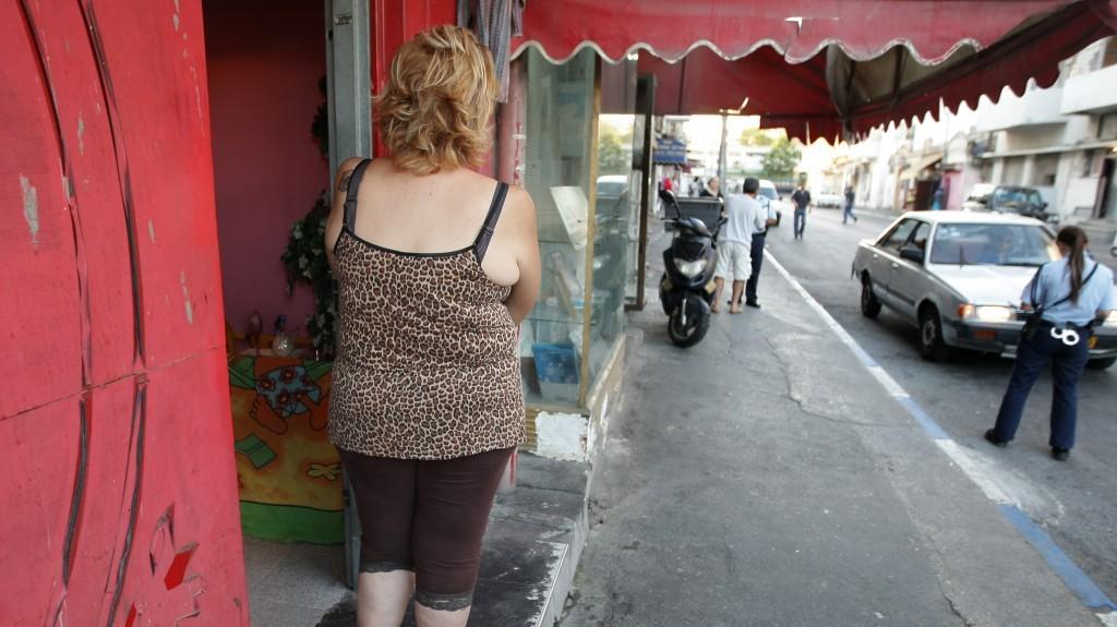 Call girl in Tel Aviv