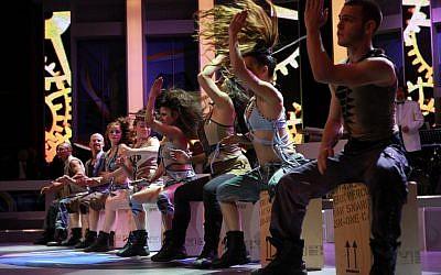 A Mayamuna performance (photo credit: Kobi Gideon/Flash 90)