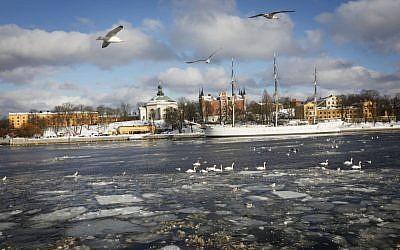 Stockholm. (Miriam Alster/Flash90)