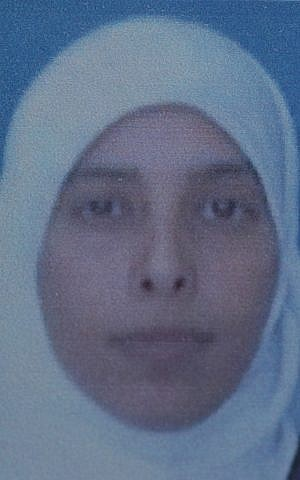 Ahlam Tamimi, one of the Hamas terrorists behind the Sbarro bombing, was one of the terrorists released by Israel in exchange for Gilad Shalit (photo credit: Flash90)