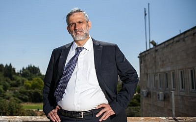 Eli Yishai (photo credit: Noam Moskowitz/Flash90)