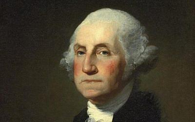 Gilbert Stuart (1755–1828), Portrait of George Washington. (photo credit: public domain, via wikipedia)