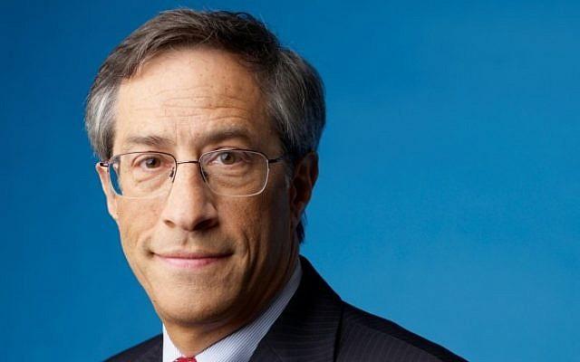 Larry Leibowitz (Photo credit NYSE)